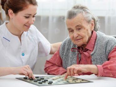 Lar para idosos
